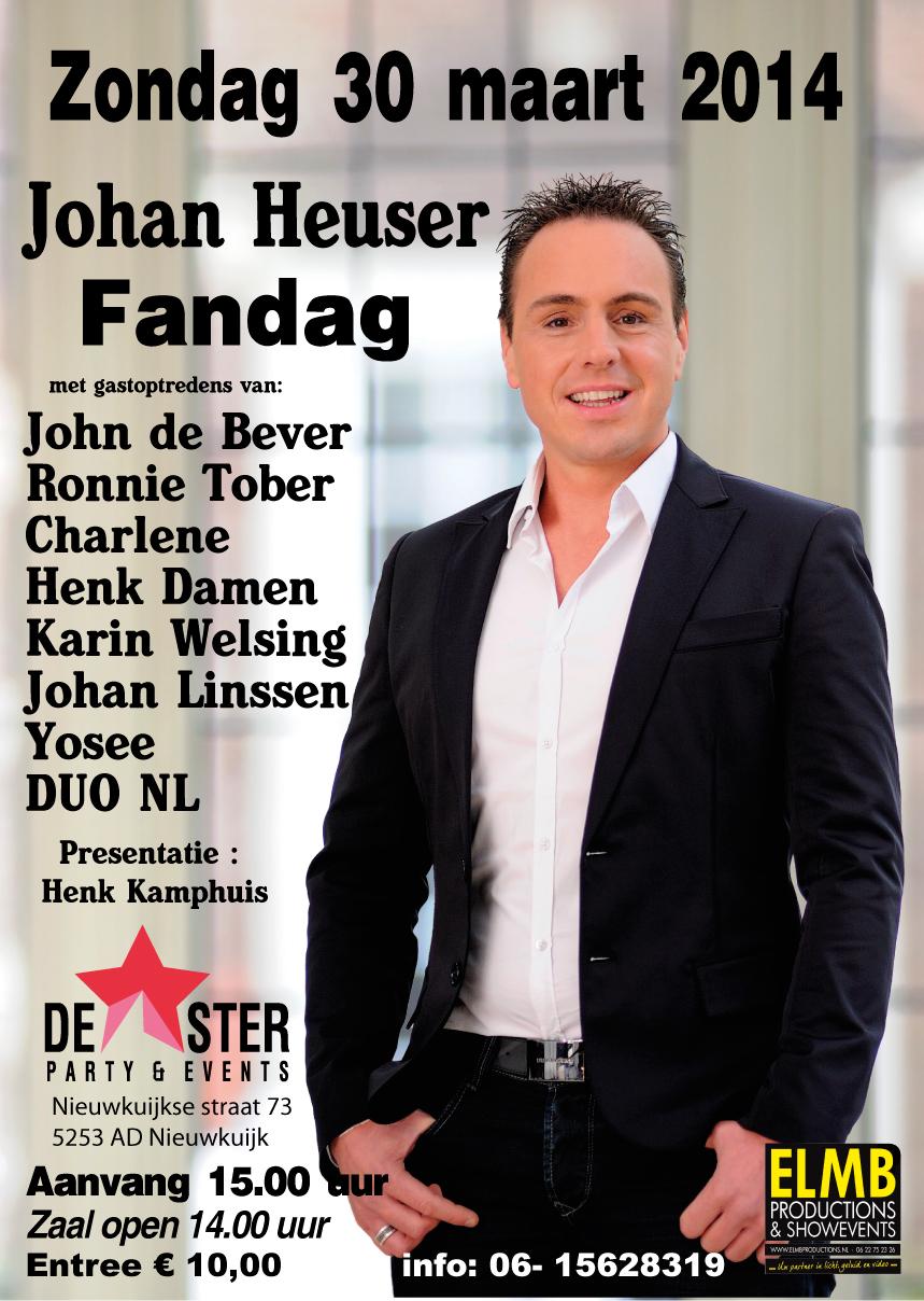 Fandag Johan Heuser